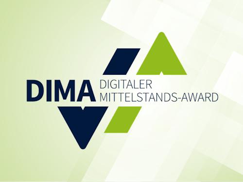 Der Digitale Mittelstands-Award (DIMA)