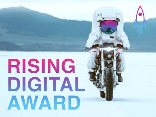 Start-Up Wettbewerb Rising Digital